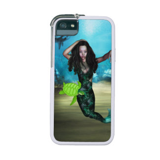 Sea Nymph Case For iPhone 5
