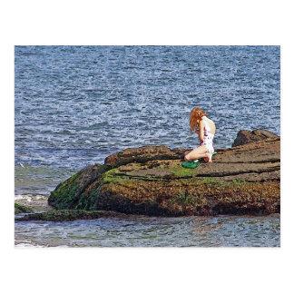 Sea Nymph Postcard