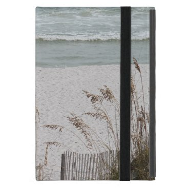 Beach Themed Sea Oats Along the Beach Side Case For iPad Mini