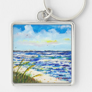 Sea Oats and Skyway Keychains