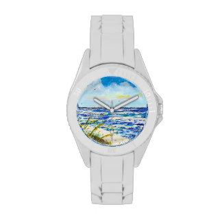 Sea Oats and Skyway Wrist Watch