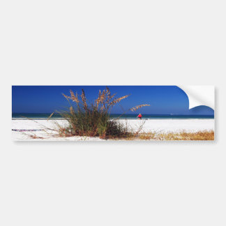 Sea Oats, Beach, Bumper Sticker