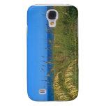 Sea oats beach dune ocean and sky photo samsung galaxy s4 cover