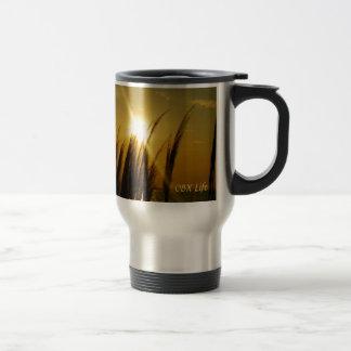 Sea Oats Gifts 15 Oz Stainless Steel Travel Mug