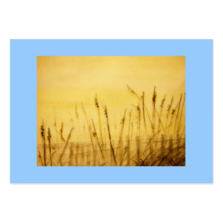 sea oats large business cards (Pack of 100)