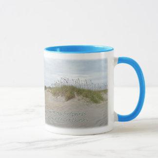 Sea Oats on Sand Dune Outer Banks NC Mug