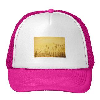 sea oats trucker hat