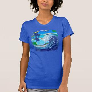 Sea Ocean big Wave Water t_shirt T-Shirt
