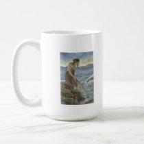 sea of clarity and peace coffee mug