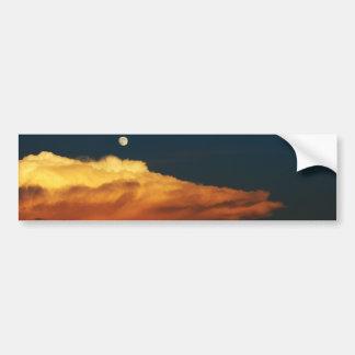 Sea of Clouds Bumper Sticker