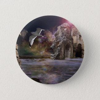 Sea of dreams.. pinback button