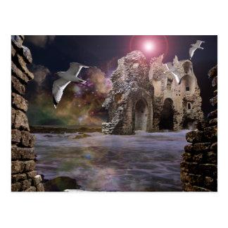 Sea of dreams.. postcard