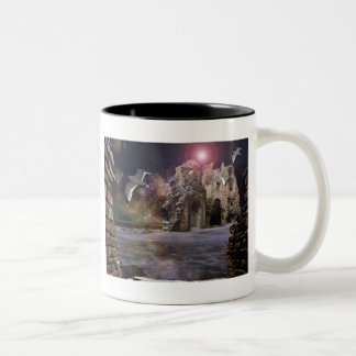 Sea of dreams.. Two-Tone coffee mug