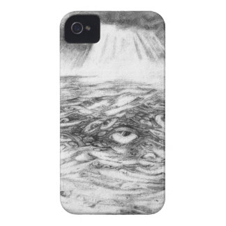 Sea Of Eyes iPhone 4 Case-Mate Cases