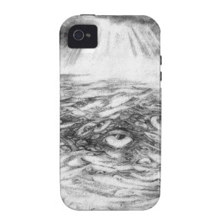 Sea Of Eyes Case-Mate iPhone 4 Cover