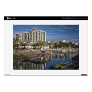 "Sea of Galilee-Lake Tiberias waterfront, dawn Decals For 15"" Laptops"