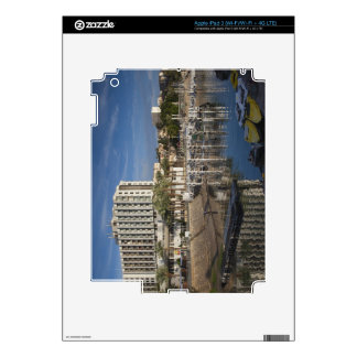 Sea of Galilee-Lake Tiberias waterfront, dawn iPad 3 Decals