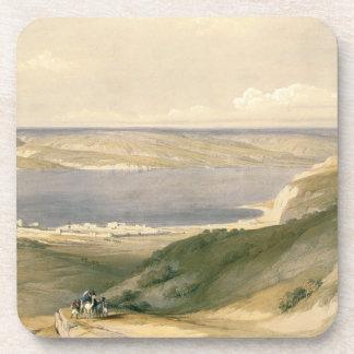 Sea of Galilee or Genezareth, looking towards Bash Coaster