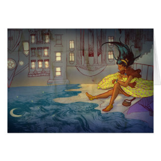Sea of Madness - Notecard Stationery Note Card