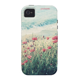 Sea of Poppies iPhone 4/4S Cover