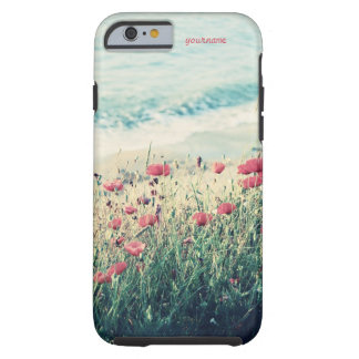 Sea of Poppies Tough iPhone 6 Case