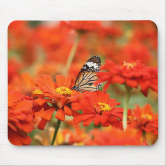 Sea of Red Mouse Pad