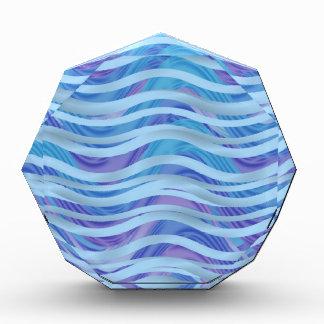 Sea of Ribbons in Blue & Purple Award
