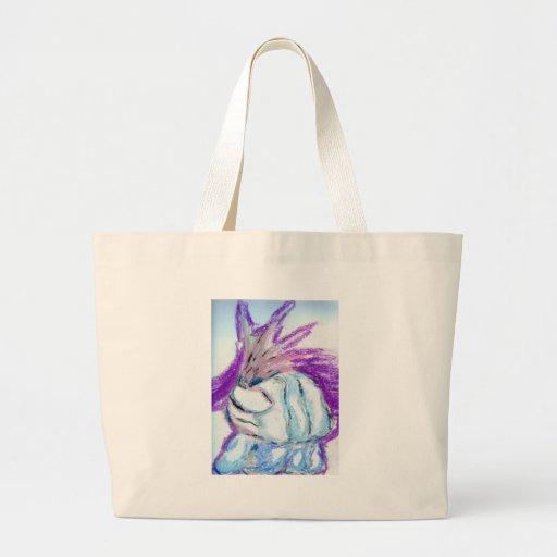 Sea of Serenity Tote Bags