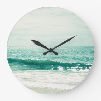 Sea of Tranquility Large Clock