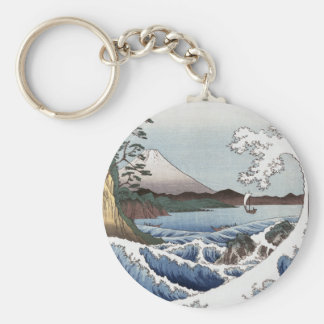 Sea off Satta Keychain