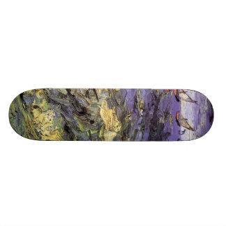 Sea oil painting.  Vincent van Gogh. Skateboard