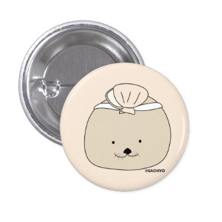 """Sea otter """"and others -"""" round can badge small 3.2 button"""