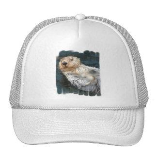 Sea Otter Baseball Hat