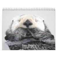 Sea Otter Channel Calendar #2