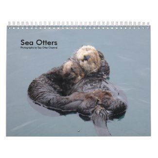 Sea Otter Channel Calendar #4