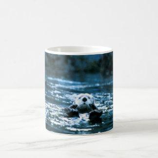 Sea Otter Classic White Coffee Mug