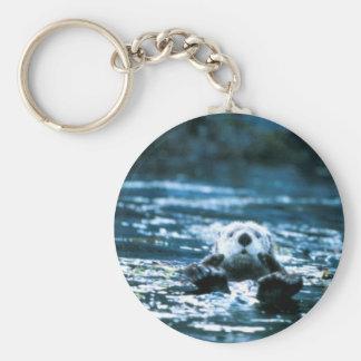 Sea Otter Keychains