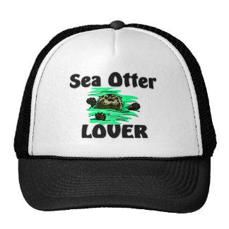 Sea Otter Lover Trucker Hat