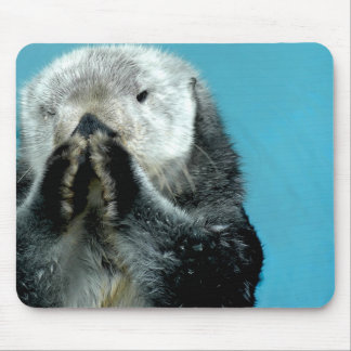 Sea Otter Mouse Mats