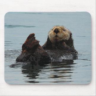 Sea Otter Mouse Pad