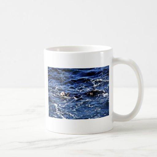 Sea Otter - Pt. Lobos State Preserve Mug