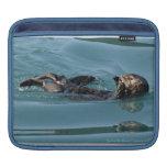 Sea Otter Reflection Ipad rickshaw sleeve Sleeve For iPads