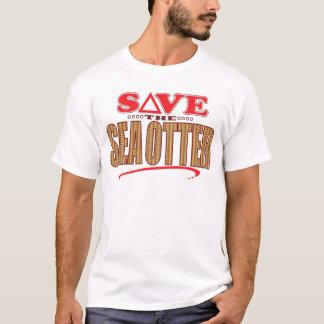 Sea Otter Save T-Shirt