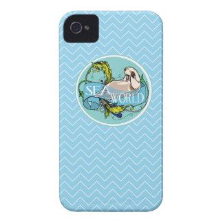 Sea otter-sea world iPhone 4 covers