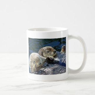 Sea-otters Coffee Mug