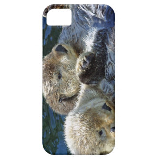 Sea-otters iPhone SE/5/5s Case