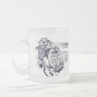 Sea Otters mug