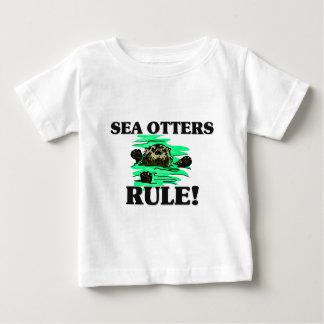 SEA OTTERS Rule! T-shirt
