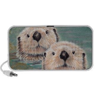 Sea Otters Travelling Speakers