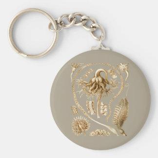 Sea Pens Pennatulida (Pennatulacea) Keychain